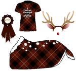 SPaVES Xmas Party - Reindeer Race by orengel