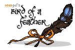 The Feather Badge by orengel