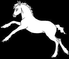 Snjorrir Foal Lines by orengel
