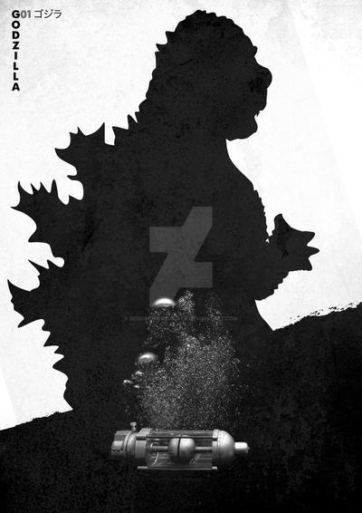 G01 Godzilla by Designosaurus-Rex