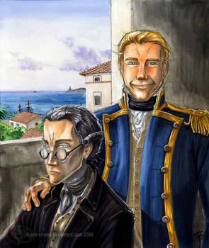Port Mahon, 1800