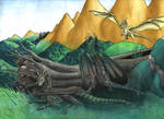 More dragons...