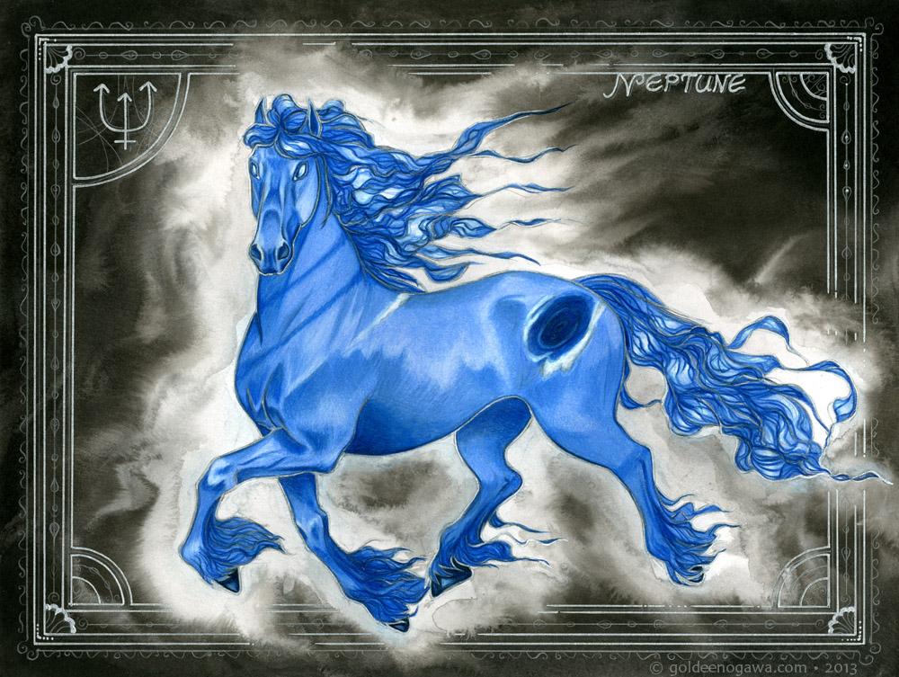 Neptune By Goldeenherself On Deviantart