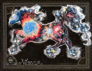 Nebula by GoldeenHerself