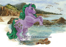 Seashell by ColdRuru