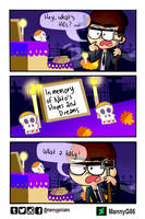 Day of the Dead  by MannyG86