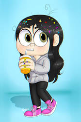 Vanellope outfit by MannyG86