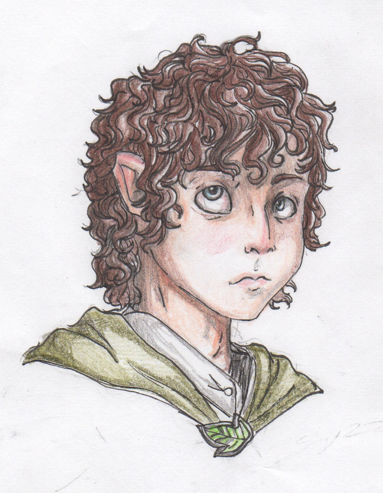 Frodo Baggins by ZeroMiami