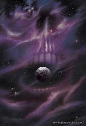 Reaper Nebula by mgdeath5
