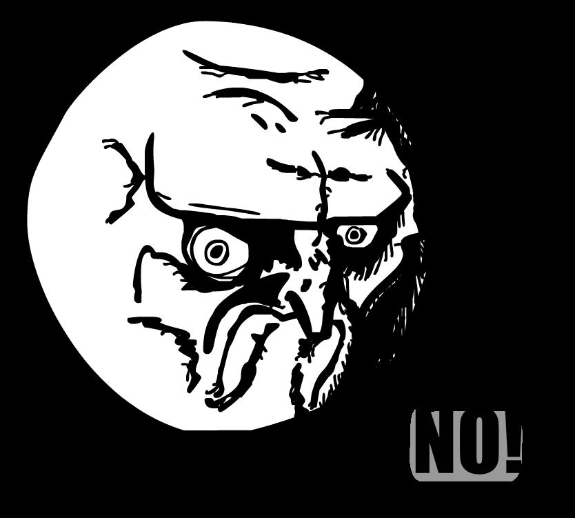 Gallery For > Meme Faces No Y U No Meme Blank