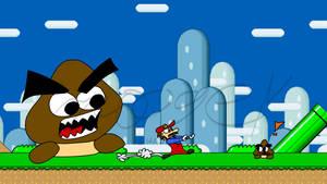 GOOMBA! Mamma Mia Mario! by ZcoogerChannel