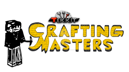 My minecraft tekkit server logo