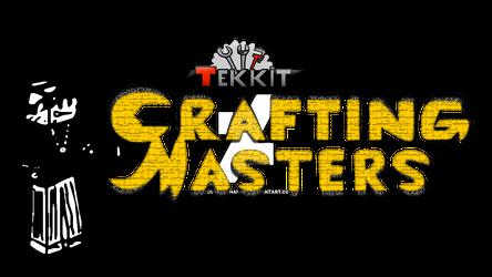 My minecraft tekkit server logo