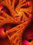 Saharan Vesper by Disthene-Fractal