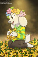 Asriel: The Sweetest Prince by ItsTaylor-Made