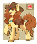 Closed - PAYPAL ONLY ADOPTABLE - Desert Rose