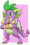 Harmonyverse: Spike by ItsTaylor-Made