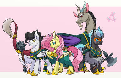 Knights of the Harmonyverse: Kindness