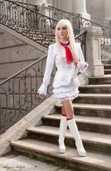 Lili cosplay