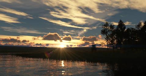 Prairie Calm V1.2 by ArielMultimedia