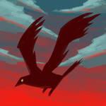 El cuervo rozo