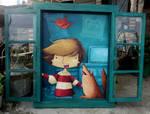La ventana de la imaginacion
