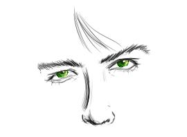 Johnnie Walker Eyes by Necaraphiliac