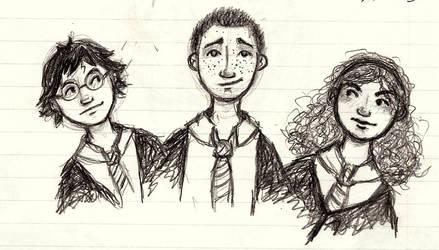 Trio by Shpout