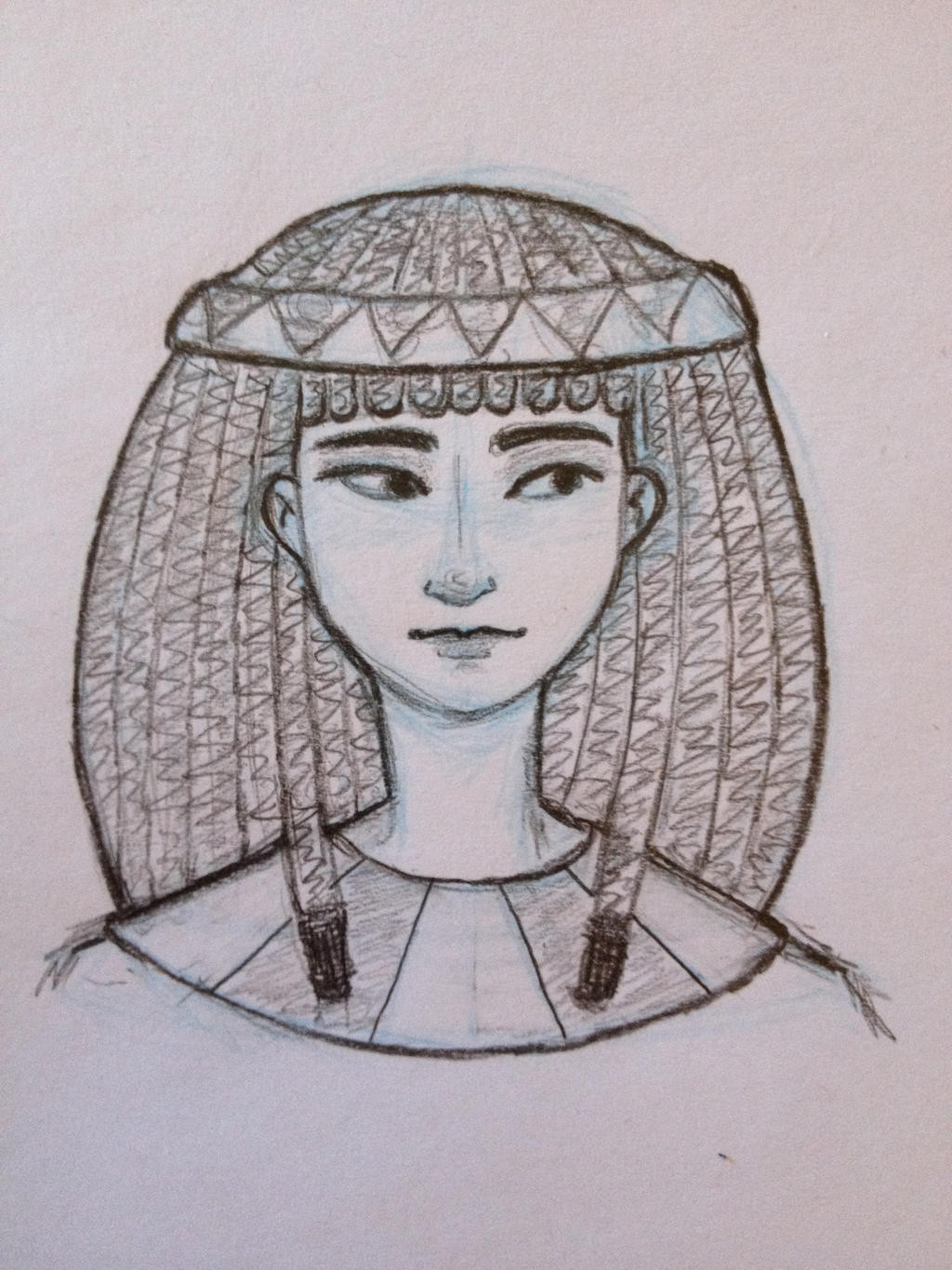 Random Egyptian by Shpout