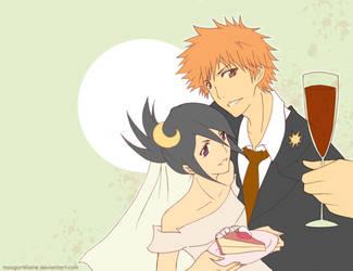 Bleach: Wedding Cheers by MooguriKlaine