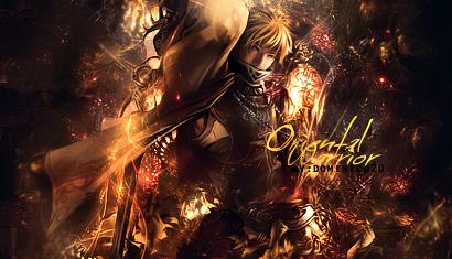 Oriental Warrior by DomiNico20