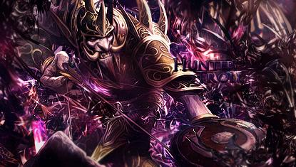 World of Warcraft - Hunter Troll by DomiNico20