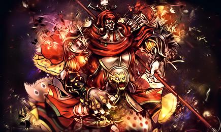 Final Fantasy - Gilgamesh by DomiNico20