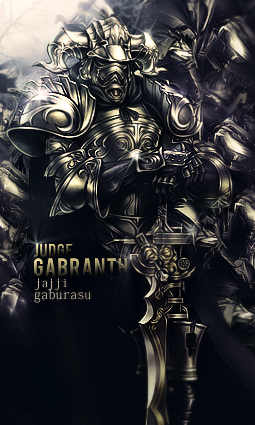 Final Fantasy - Judge Gabranth by DomiNico20