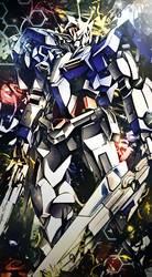 Gundam 00 Raiser by DomiNico20