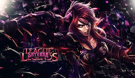 League of Legends - Shyvana by DomiNico20