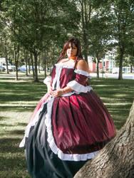 Lacie Baskerville - Pandora Hearts Cosplay