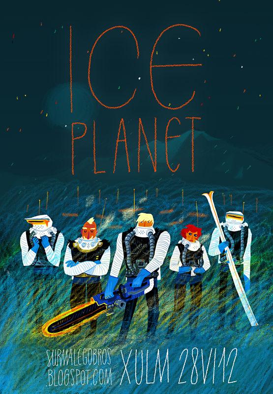 ICE PLANET 2002