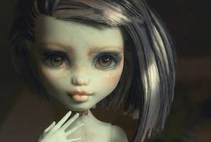 Monster High repaint by MVzor