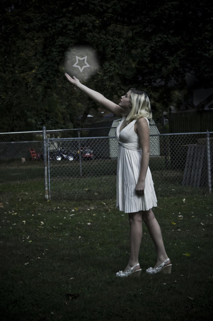 Wishing on a Star by MyVirgoPhotography