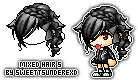 Mixed Hair 5 by SweetTsunderexD