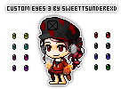 Custom Eyes 3 by SweetTsunderexD