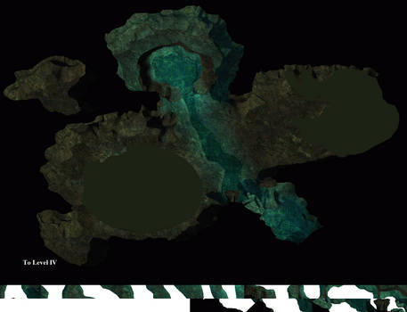 Cave Complex 01: Level V Prototype-Map
