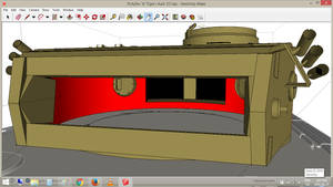 VK 45.02 (H) October 1942 Turret(W.I.P.)
