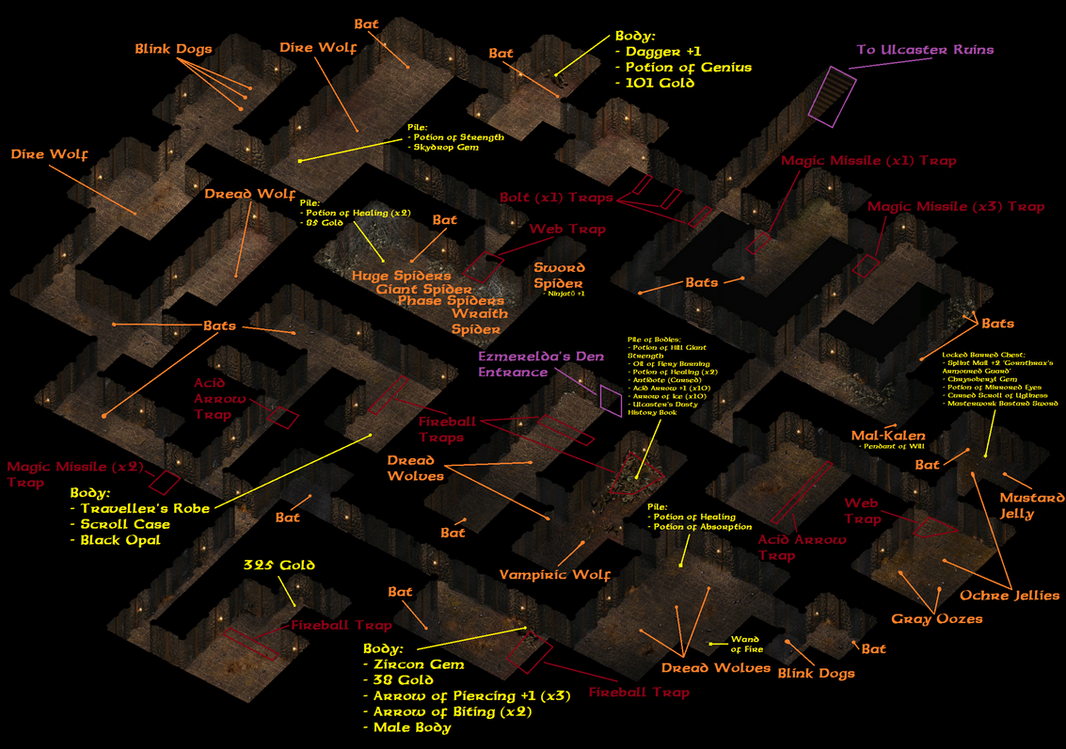 Expanded ulcaster dungeon level one ar3901 by withinamnesia on expanded ulcaster dungeon level one ar3901 by withinamnesia sciox Image collections