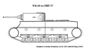 WB-20 wz. 1921 57