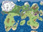 Aelleria Realm Map