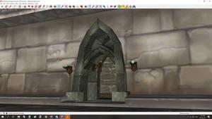 Duskwood Dungeon Interior Rough 1st Level Gateway