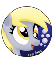 Derpy Hooves Pin