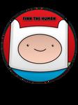 Finn the Human Pin